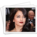 Aishwarya Celebrates Birthday with Media - November 1, 2014