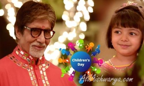 Aishwarya's daughter Aaradhya celebrates her 4th Birthday