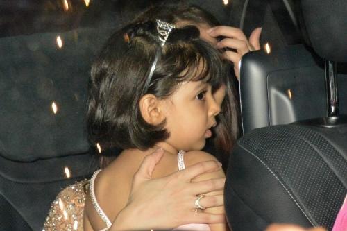 Aishwarya organizes princess-themed birthday bash for daughter Aaradhya