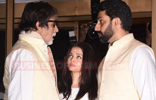 Abhishek Bachchan's Message After The Prayer Meet For Aishwarya Rai Bachchan's Father