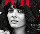 Aishwarya Rai Covers Vogue India, Wears Fantastic Fringe